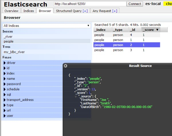 How to use Elasticsearch with SQL Server | Pluralsight