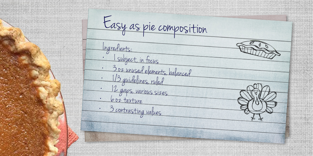 Pluralsight cookbook: easy as pie composition