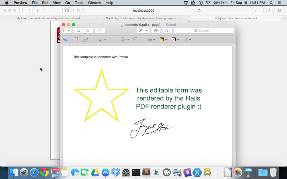 Pdf Files With Ruby
