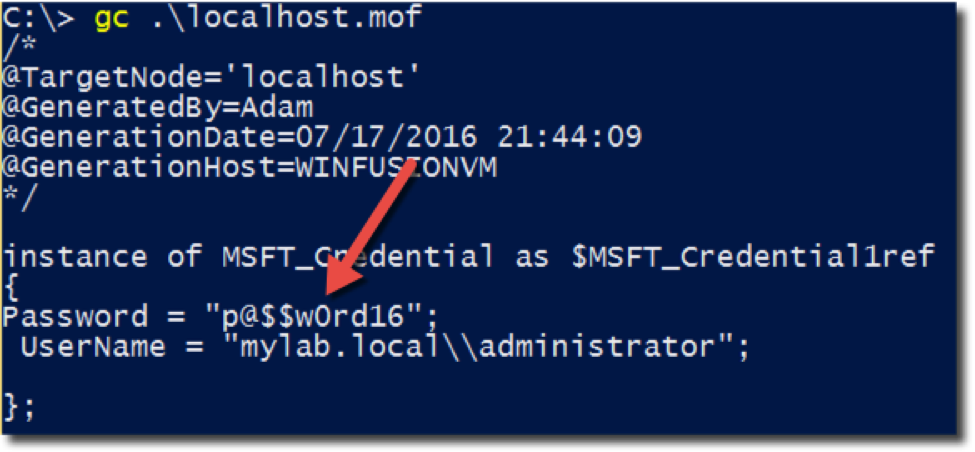 Creating a self-signed certificate for PowerShell DSC