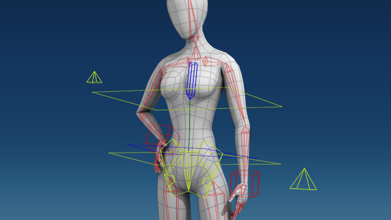 Rigging Guideline for the Artist: What's Important for a Good Rig
