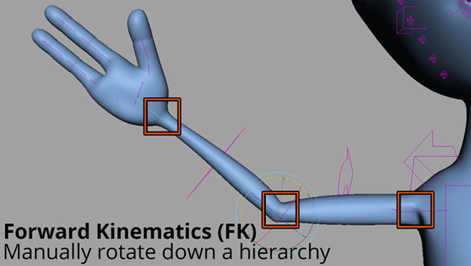 Key 3D Rigging Terms to Get You Moving   Pluralsight