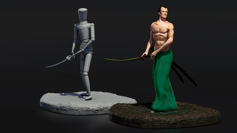 5 Sculpting Tips to Speed Up Your Workflow | Pluralsight