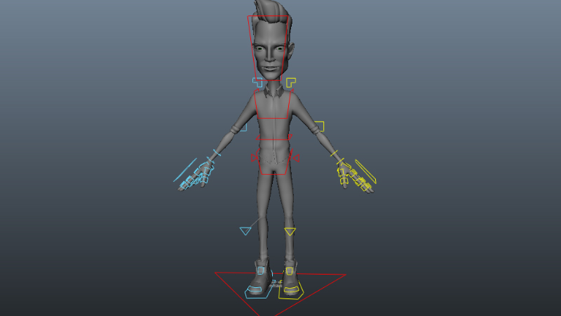 What Makes a Great Character Rig? 12 Things Animator-Friendly Rigs