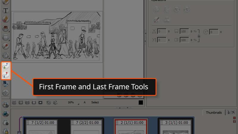 First-Frame-Last-Frame-Tools