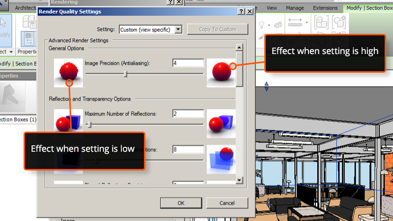 Pushing All the Right Buttons - Tips for Rendering in Revit