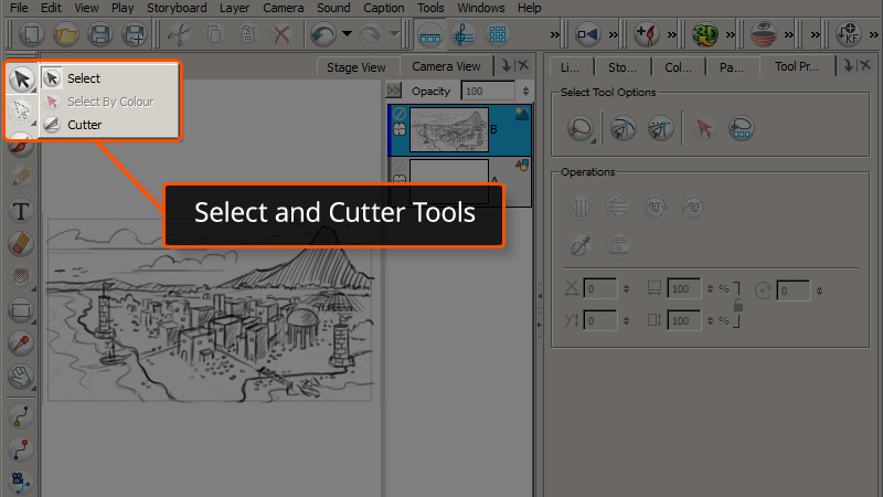 Select-and-Cutter-Tools