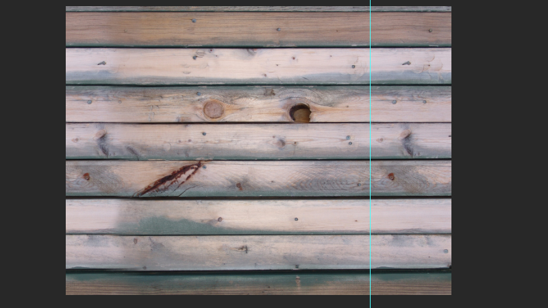 Completed wood boards Seamless Texture from Photoshop
