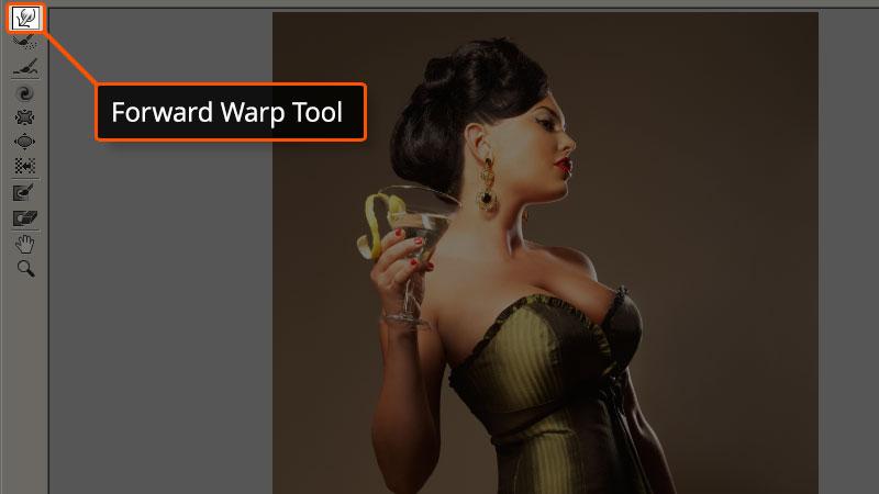 forward-warp-tool