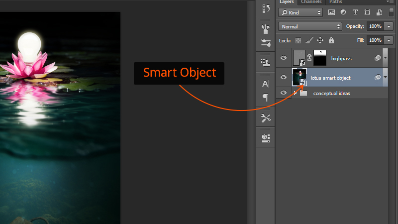 Another Great Addition To Photoshop CC Is The Ability To Use Liquify With  Smart Objects. This Alone Saves A Lot Of Hassle With Creating Duplicate  Layers And ...