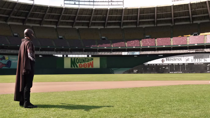 X-Men Days of Future Past RFK Stadium