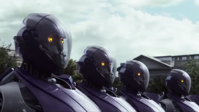 X-Men Days of Future Past Sentinels