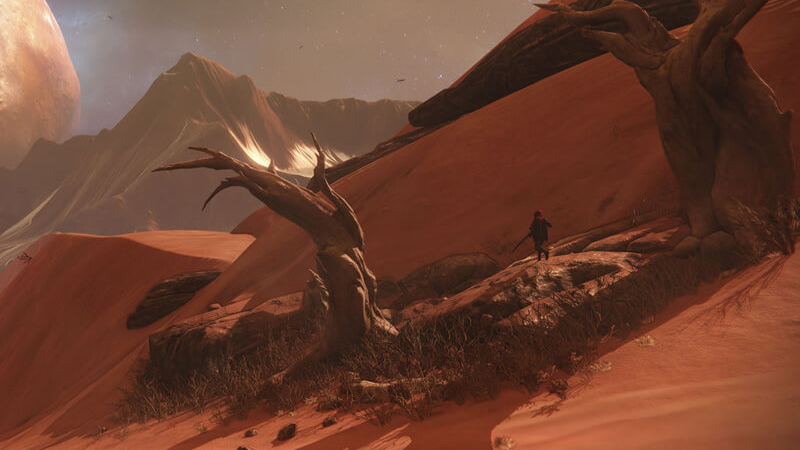 Destiny in-game screenshot