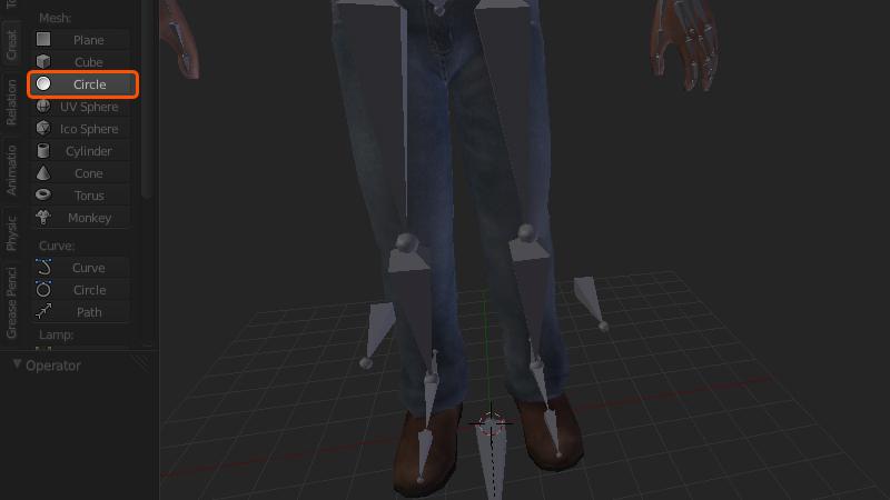 Rigging in Blender Part 3_Image 01