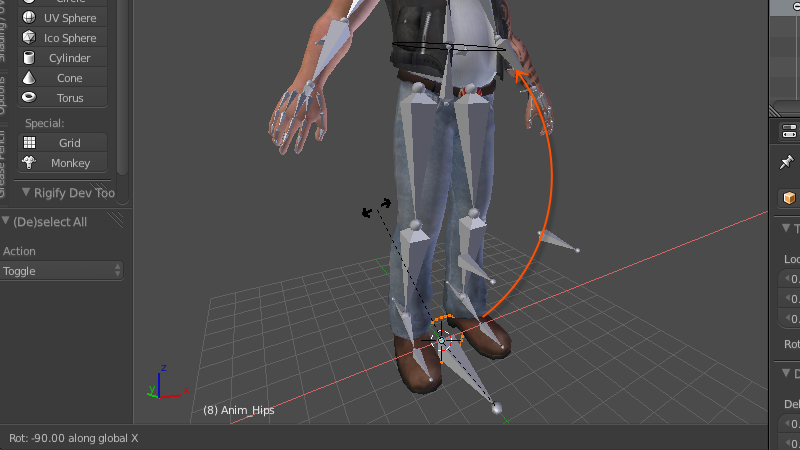 Rigging in Blender Part 3_Image 06