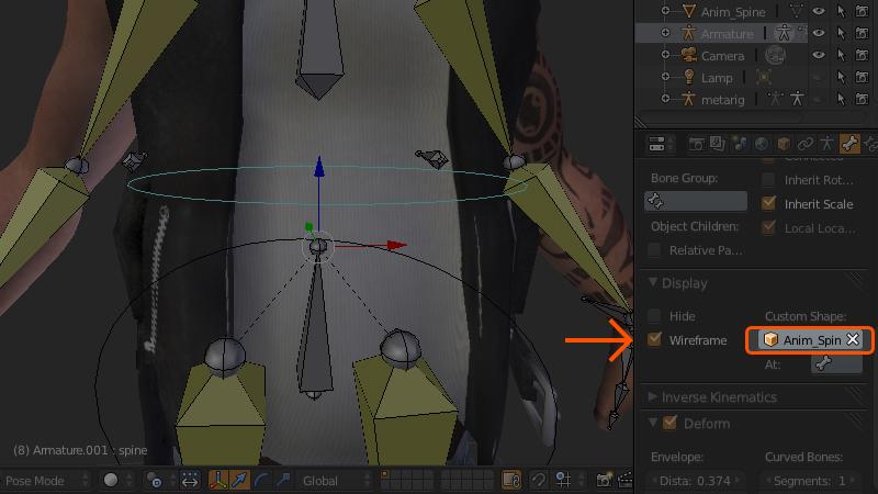 Rigging in Blender Part 3_Image 08