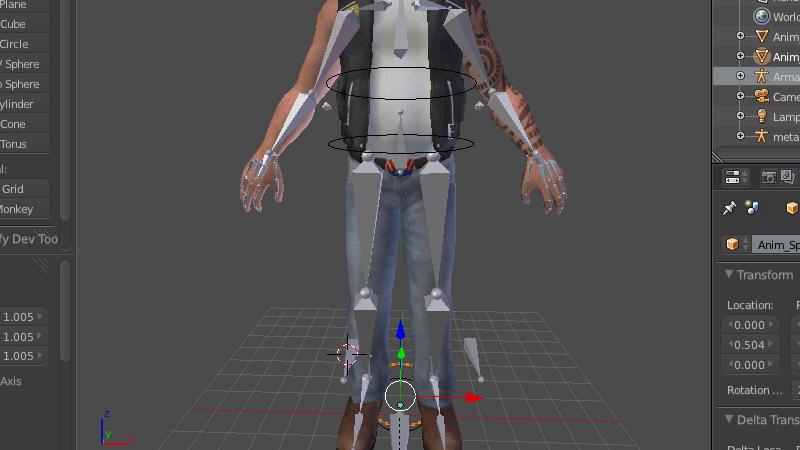 Rigging in Blender Part 3_Image 09
