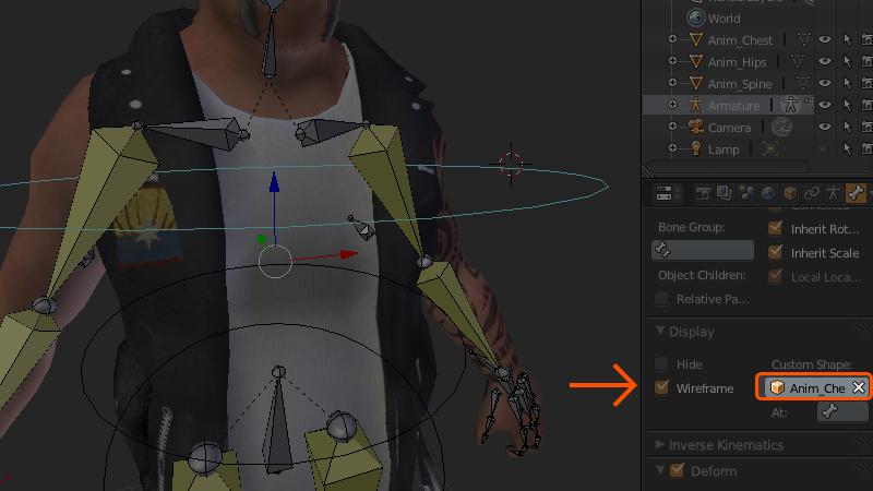 Rigging in Blender Part 3_Image 11