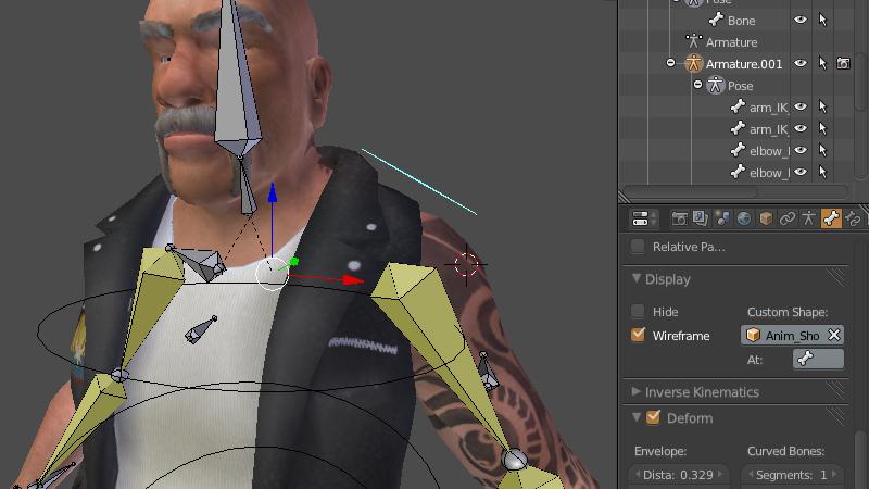 Rigging in Blender Part 3_Image 14