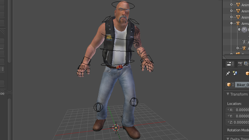 Rigging in Blender Part 3_Image 15
