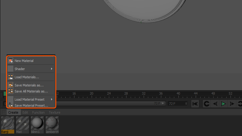 Basics of CINEMA 4D Materials & Textures | Pluralsight