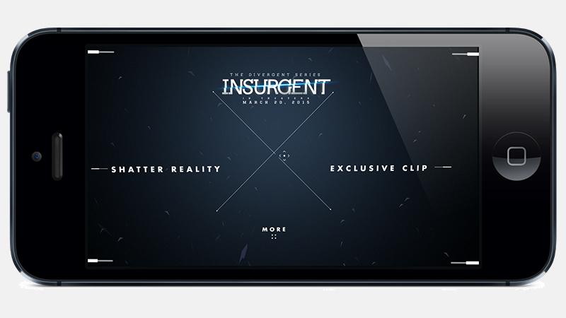 Insurgent GUI