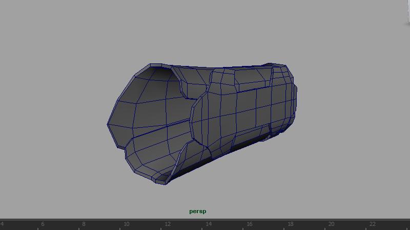 Modeling a Knife_image 05