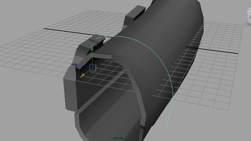 Modeling a Knife_image 10