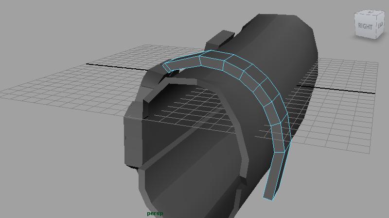 Modeling a Knife_image 11