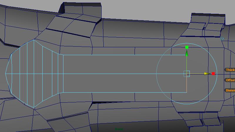 Modeling a Knife_image 13