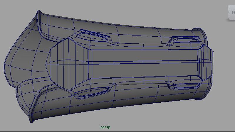 Modeling a Knife_image 16