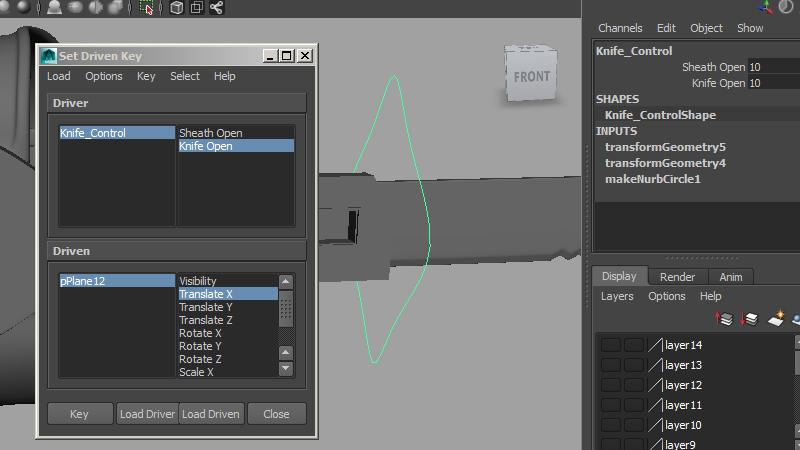 Modeling a Knife_image 27