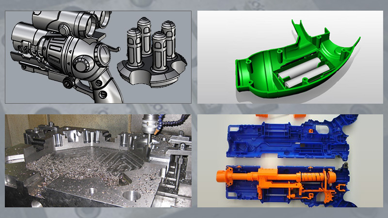The Industrial Design Process Part 5: The Factory and