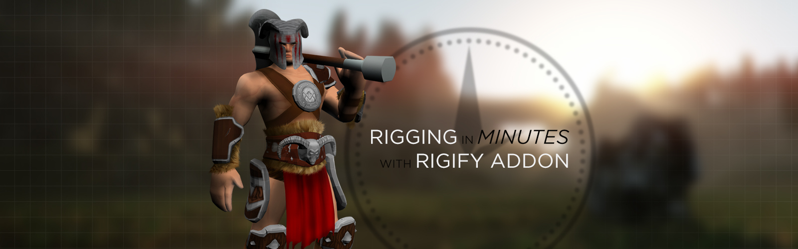 Rigging in Minutes with Blender's Rigify Addon   Pluralsight