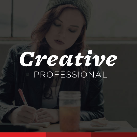 Creative professional