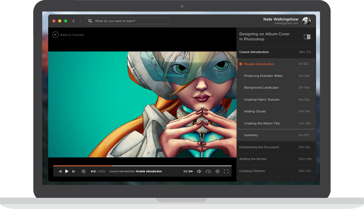 Pluralsight Desktop Player
