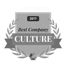 Comparably names Pluralsight Best Company Culture Award 2017