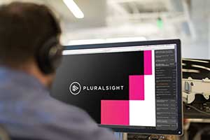 Brand assets - Pluralsight at work