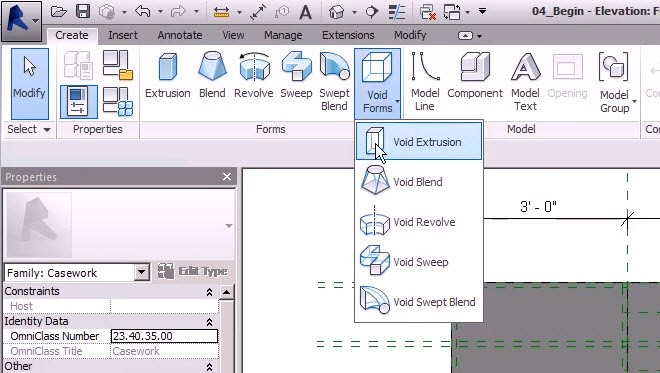 Tools of the Trade for Creating Custom Families in Revit | Pluralsight