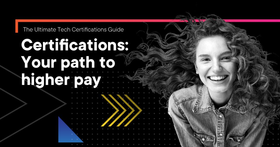 7 cloud, IT and security certifications that will land you higher pay