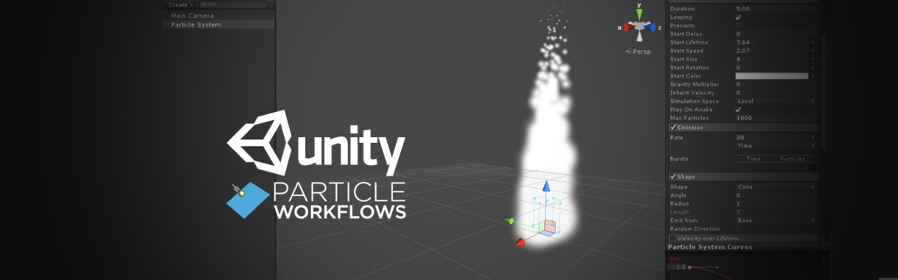 Basic Particle Workflows in Unity: Take Control of Your Simulations