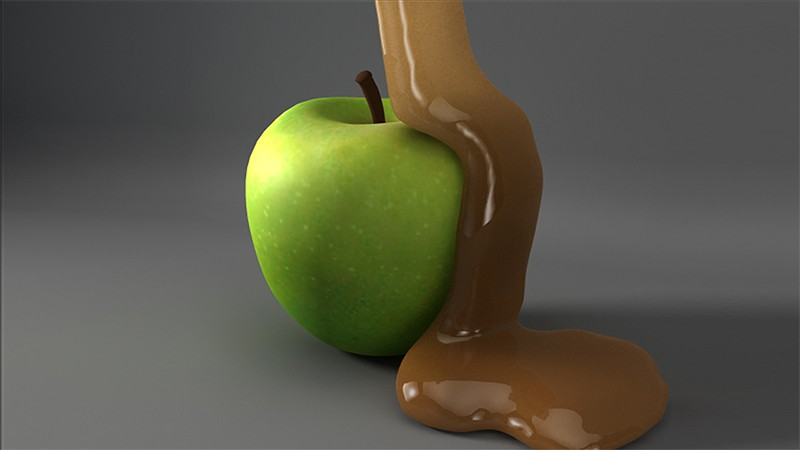 carmel-apple