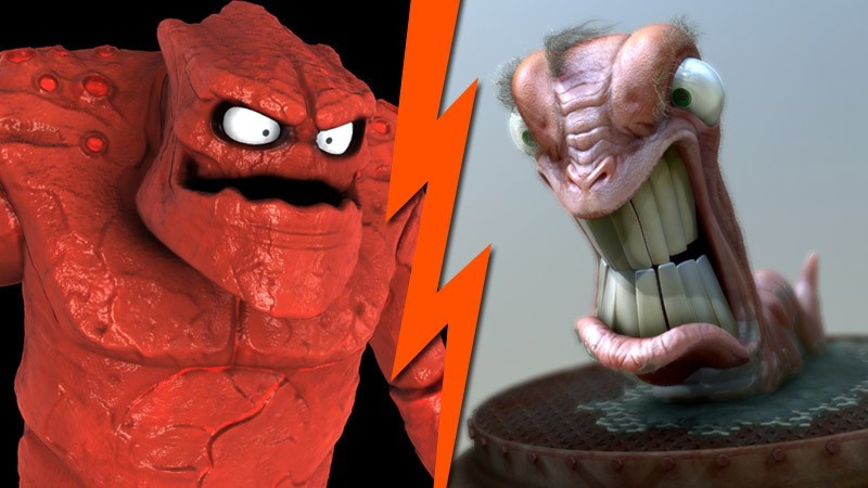 ZBrush or Mudbox: Sculpting Showdown | Pluralsight