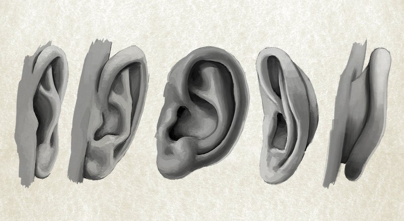 Drawing the Human Ear with Confidence | Pluralsight