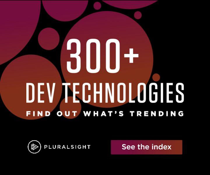 Pluralsight Technology Index | Methodology